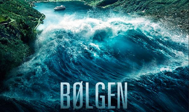 Fala (Bølgen/The wave) – norwerski film katastroficzny