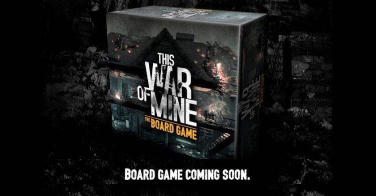 This War of Mine – planszówka