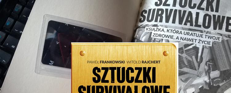 Sztuczki survivalowe – recenzja książki